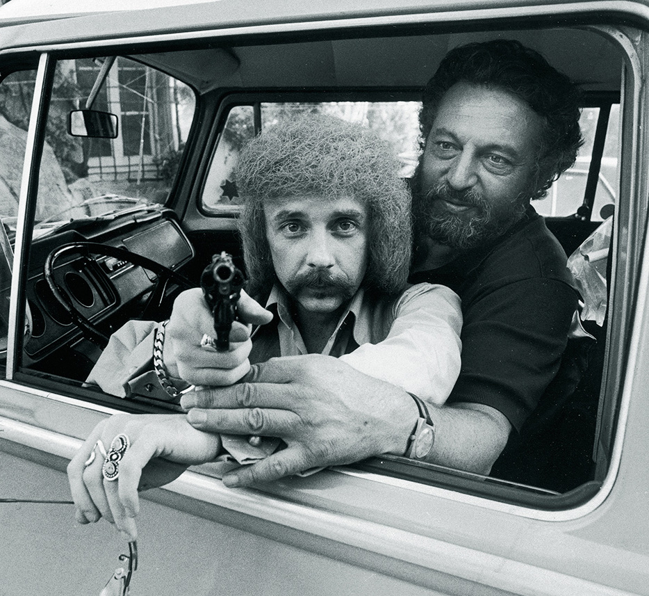 phil spector murder charge