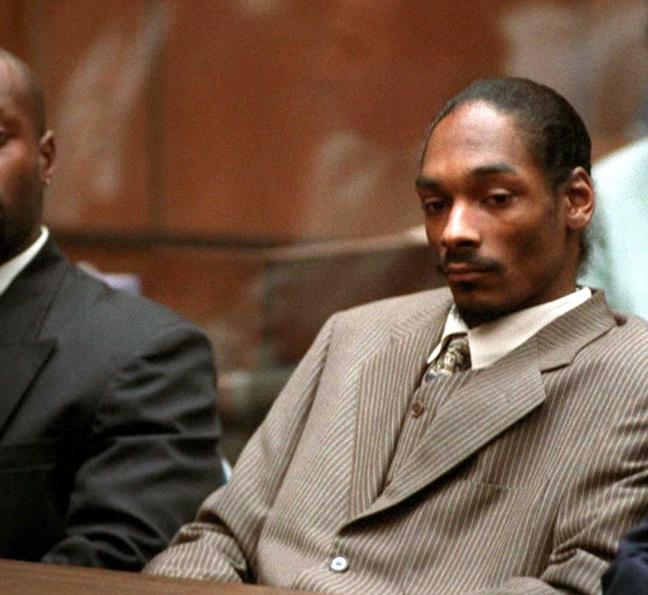 snoop dogg charged murder