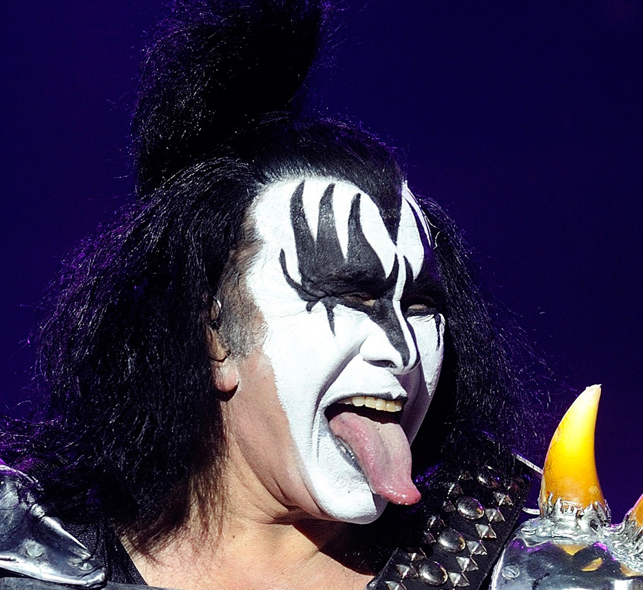 gene simmons sex partners
